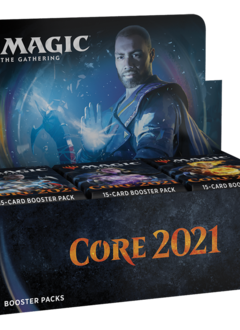 Core 2021 - Draft Booster Box (3 juillet)