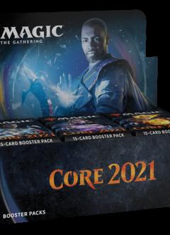 Core 2021 - Draft Booster Box
