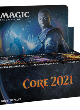 Core 2021 - Draft Booster Box