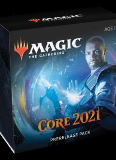 Core 2021- Prerelease Kit - (3 juillet)