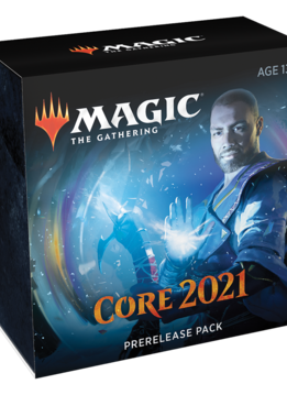Core 2021- Prerelease Kit - (3 juillet)