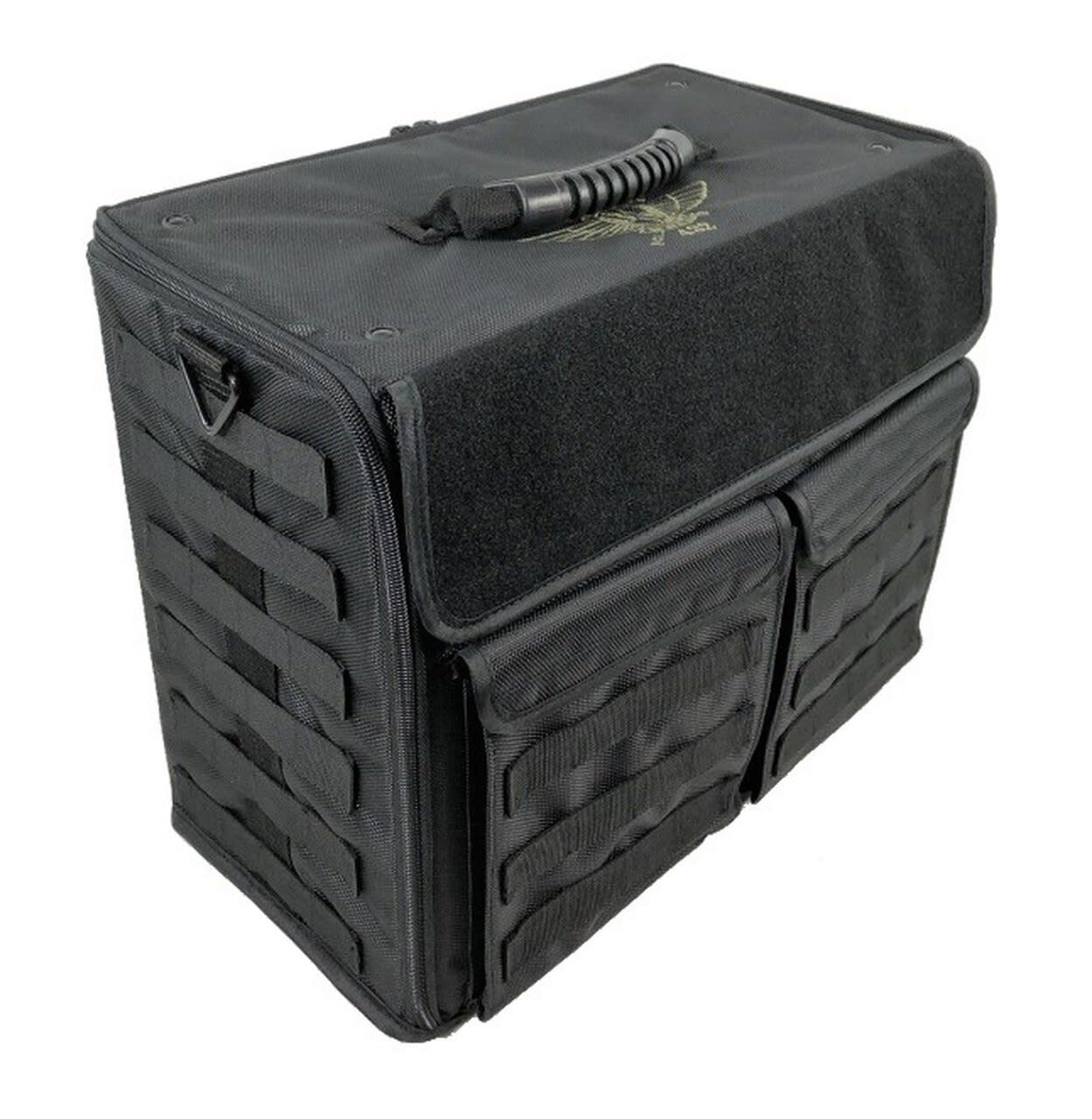 P.A.C.K. 432 Molle Vertical Standard Load Out Black