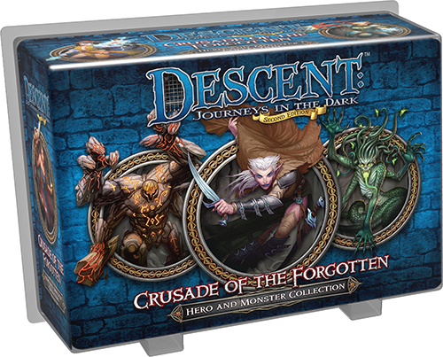 Descent 2nd Ed.: Crusade of the Forgotten Collection