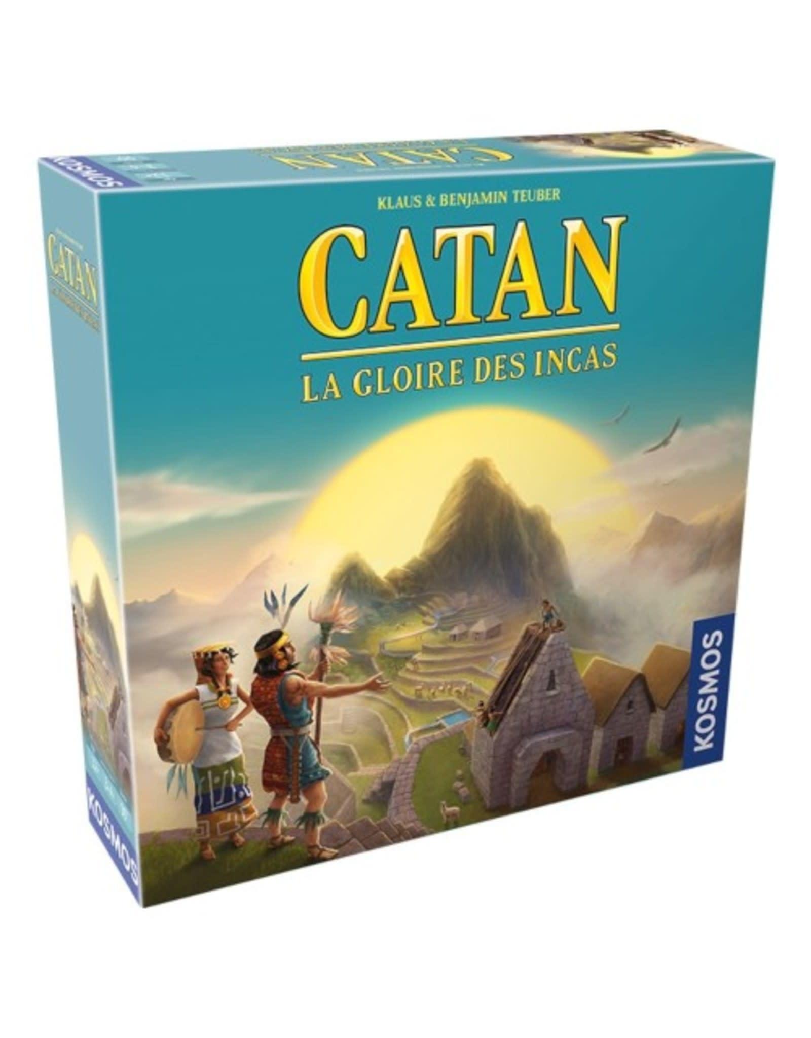 Catan: La Gloire des Incas
