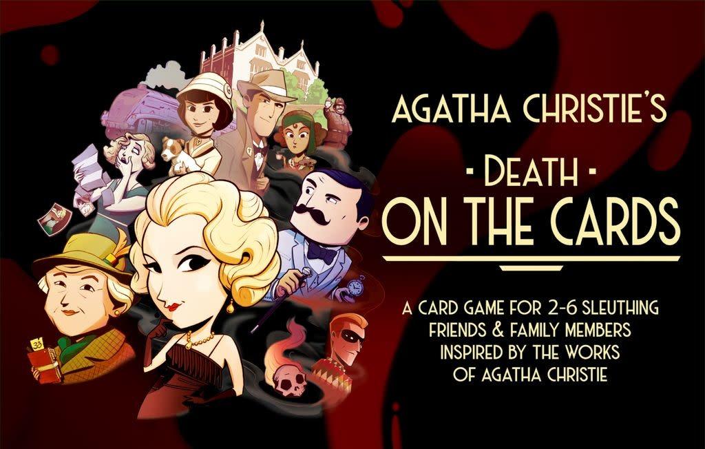 Agatha Christie's: Death on the Cards