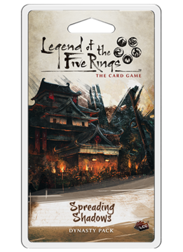 Legend of the Five Rings: Spreading Shadows