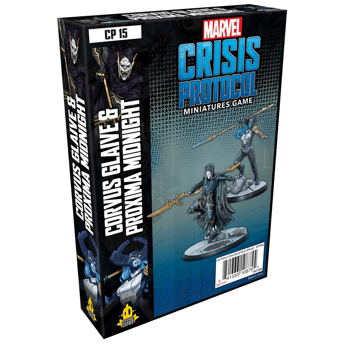Marvel CP: Corvus Glaive and Proxima Midnight Character Pack