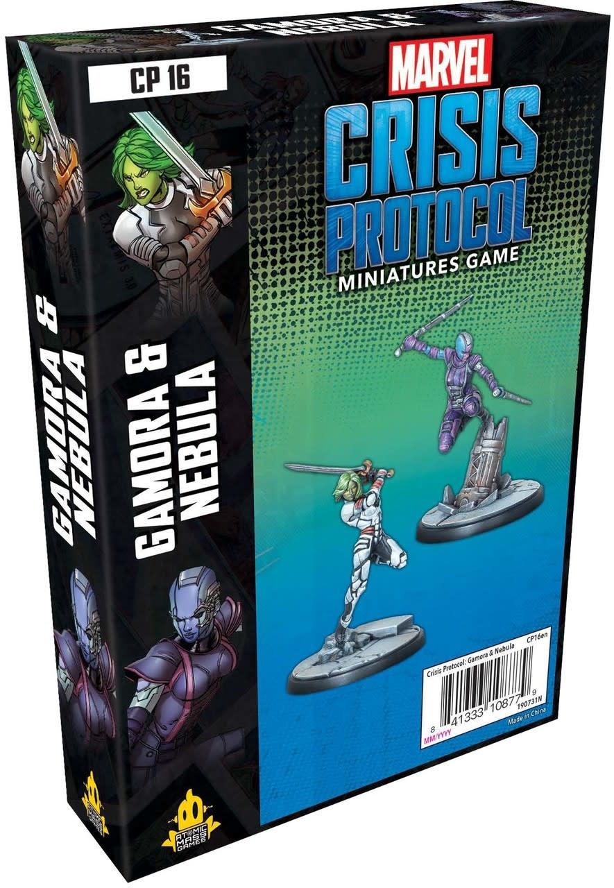Marvel CP: Gamora and Nebula Character Pack