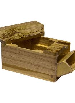 Hako Deck Box: The Great Wave of Kanagawa