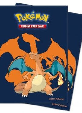UP D-Pro Pokemon Charizard 65ct