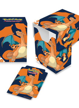 UP D-Box Pokemon Charizard Full View