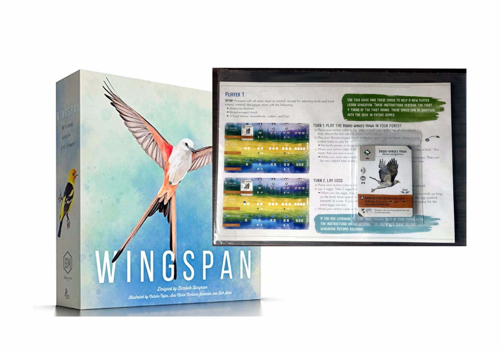Wingspan w/ Swift Start (EN)