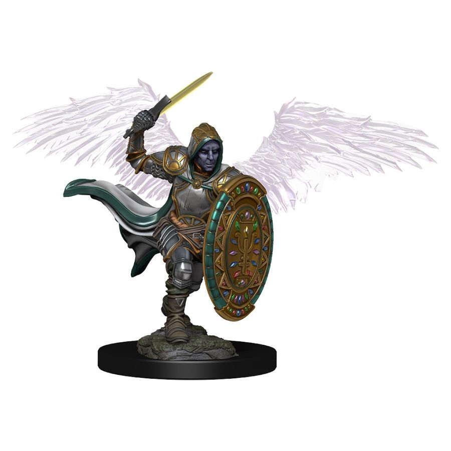 D&D Premium Figures: Aasimar Male Paladin