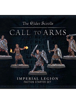 Elder Scrolls: Call to Arms - Imperial Legion Faction Starter Set
