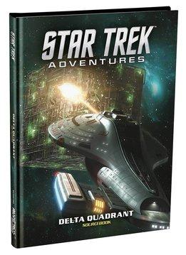 Star Trek: Adventures - Delta Quadrant Sourcebook (HC)