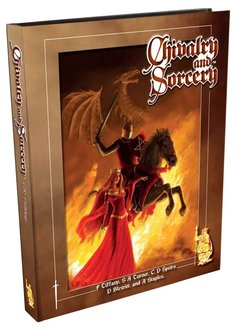 Chivalry and Sorcery 5E (HC)