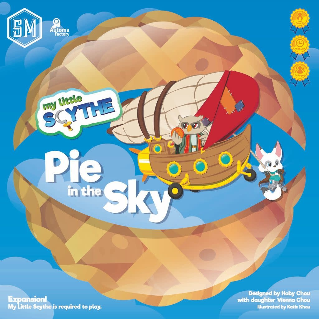 My Little Scythe: Pie in the Sky Exp. (EN)