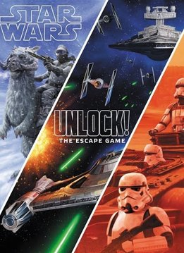 Unlock! Star Wars (FR)