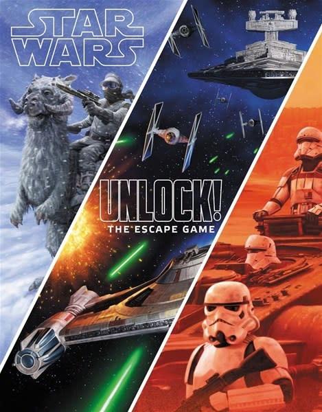 Unlock! Star Wars (Pré commande, automne 2020)