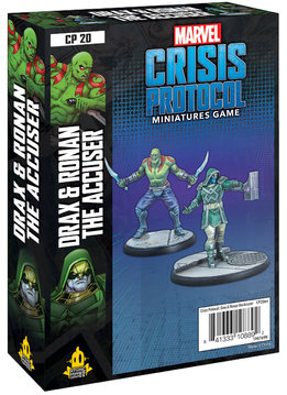 Marvel CP: Drax and Ronan the Accuser Character Pack