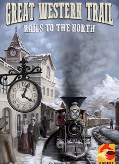 Great Western Trail: Rails to the North Eng