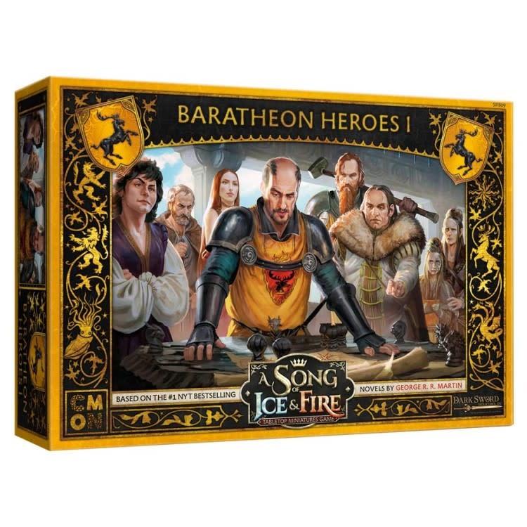 SIF: Baratheon Heroes #1