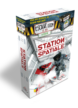 Escape Room: Le Jeu - Station Spatiale