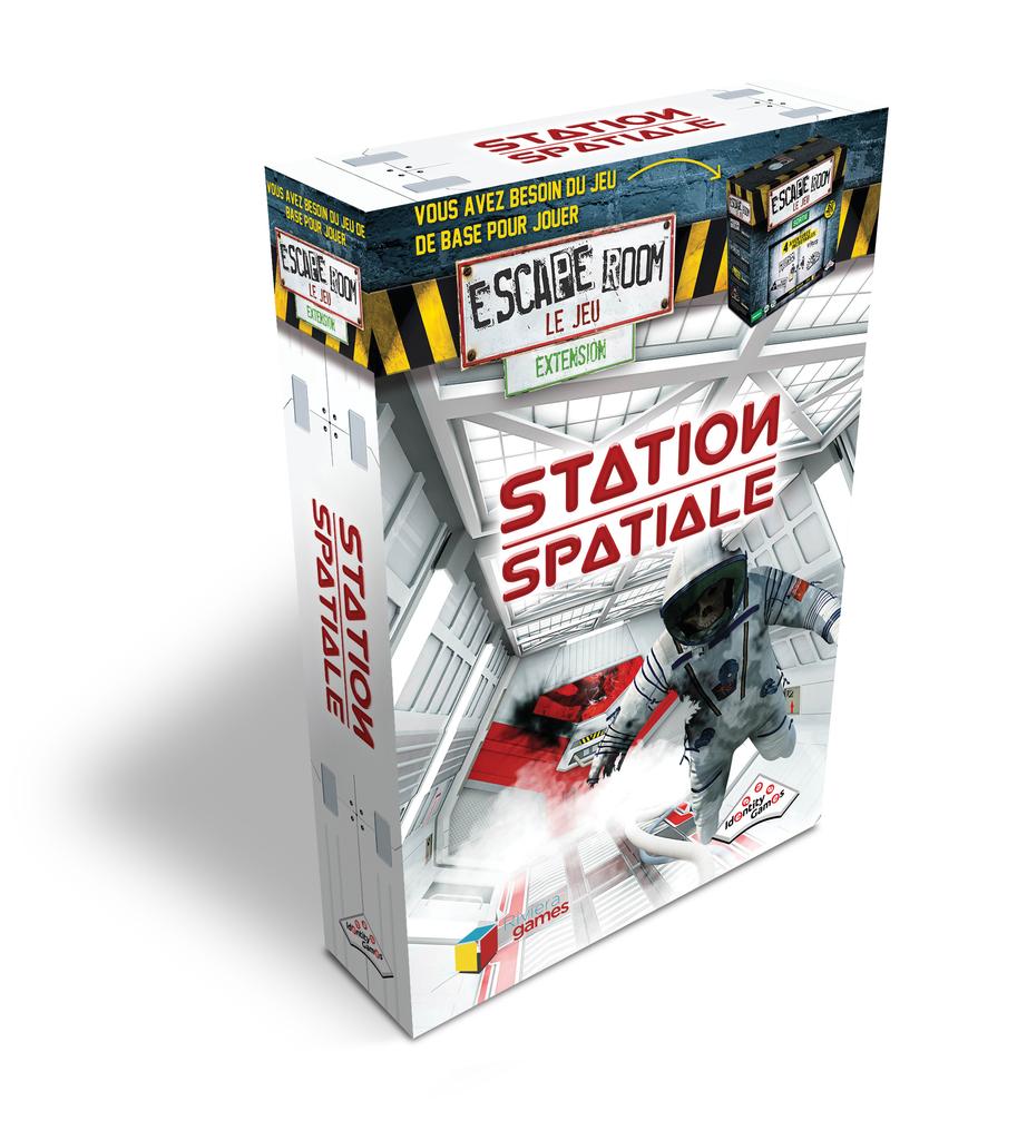 Escape Room: Le Jeu - Station Spatiale