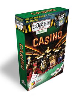 Escape Room: Le Jeu - Casino