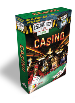 Escape Room: Le Jeu - Casino