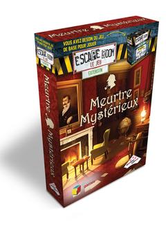 Escape Room: Le Jeu - Meurtre Mystérieux