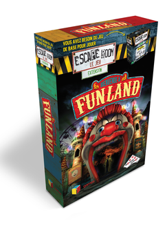 Escape Room: Le Jeu - Funland