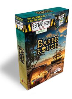 Escape Room: Le Jeu - Le Trésor de Barbe Rouge