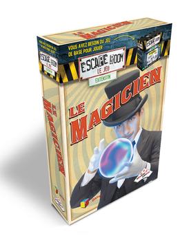 Escape Room: Le Jeu - Le Magicien