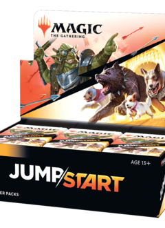 MTG Jumpstart Booster Box (17 juillet)
