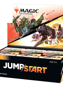 MTG Jumpstart Booster Box (17 juillet)
