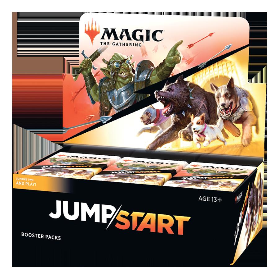 MTG Jumpstart Booster Box