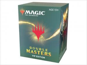 Double Masters VIP Edition - Booster Pack (7 aout)