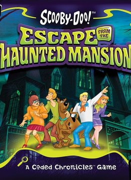 Scooby Doo! Escape from the Haunted Mansion
