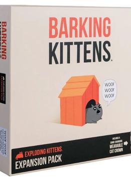 Exploding Kittens: Barking Kittens Exp.