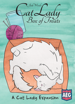Cat Lady: Box of Treats Exp.