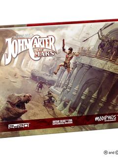 John Carter of Mars: Dotar Sojat Era Rulebook