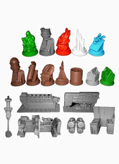U-Boot - All-in-One Resin Pack