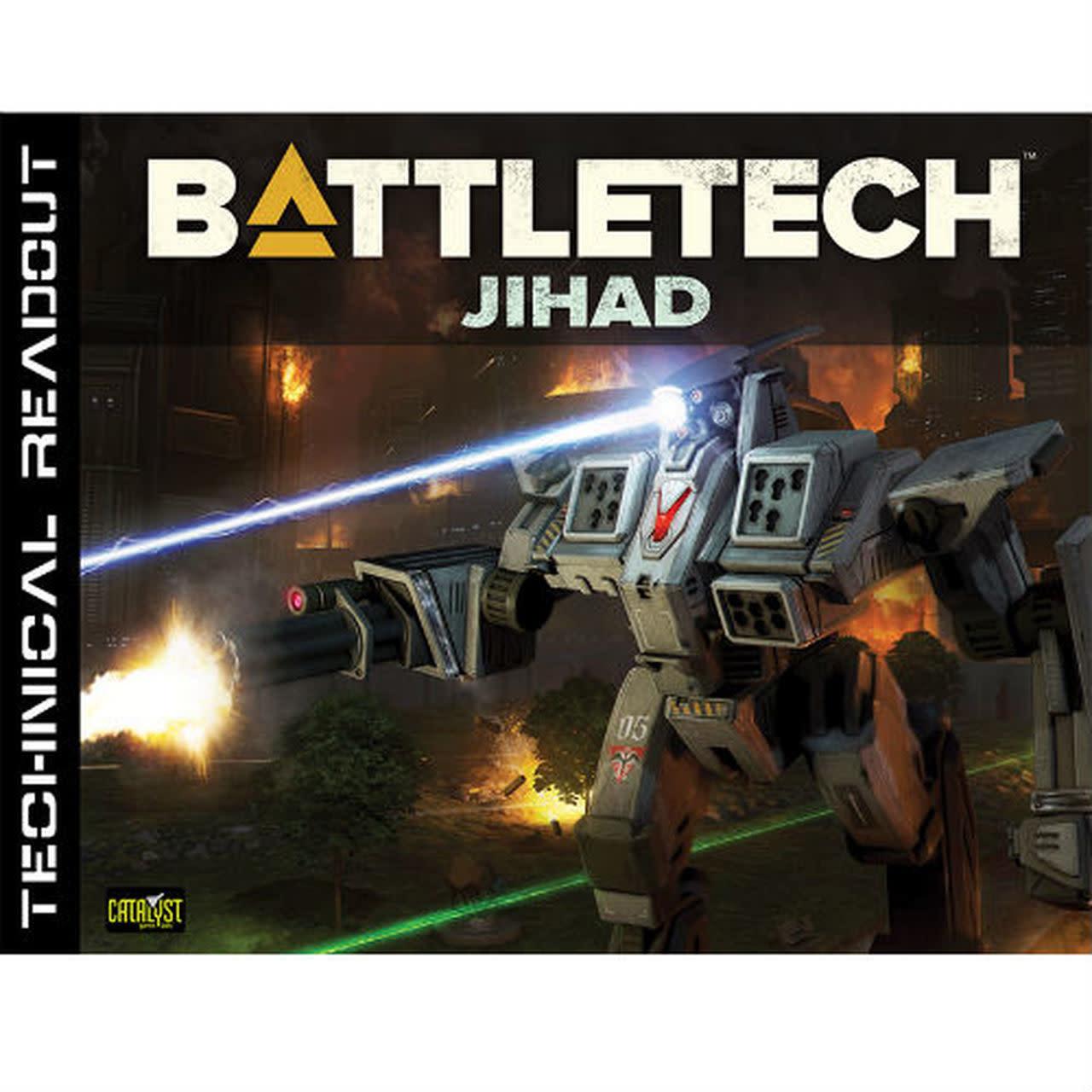 Battletech: Technical Readout - Jihad