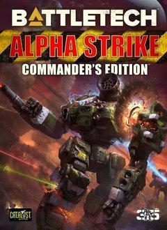 Battletech: Alpha Strike - Commander's Edition (HC)