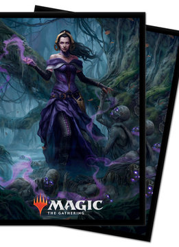 Liliana, Waker of the Dead - MTG Core 2021 UP D-Pro Sleeves 100ct
