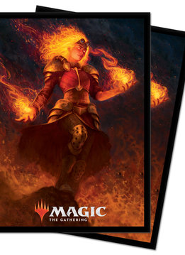 Chandra, Heart of Fire - MTG Core 2021 UP D-Pro Sleeves 100ct