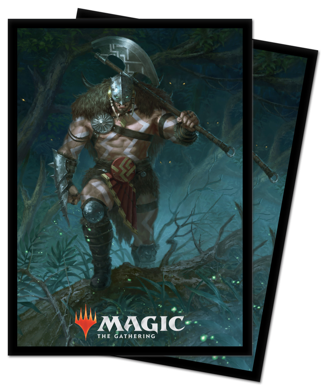 Garruk, Unleashed - MTG Core 2021 UP D-Pro Sleeves 100ct