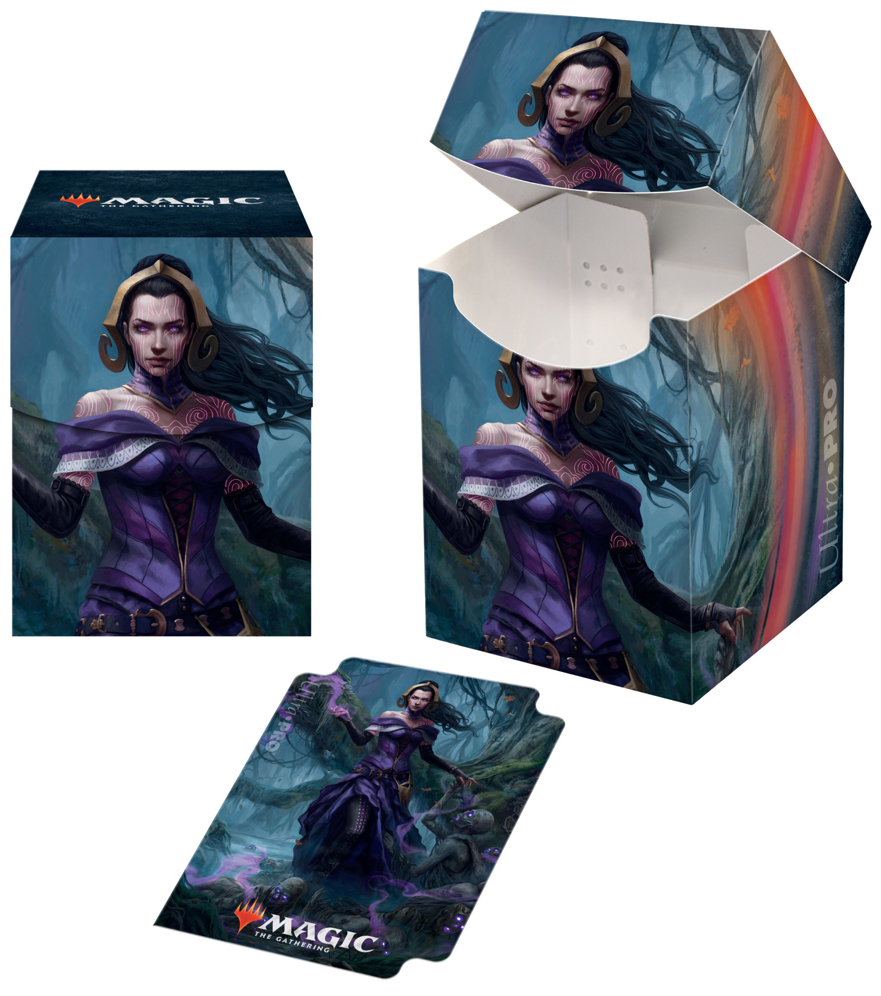 Liliana, Waker of the Dead - MTG Core 2021 UP D-Box Pro 100+