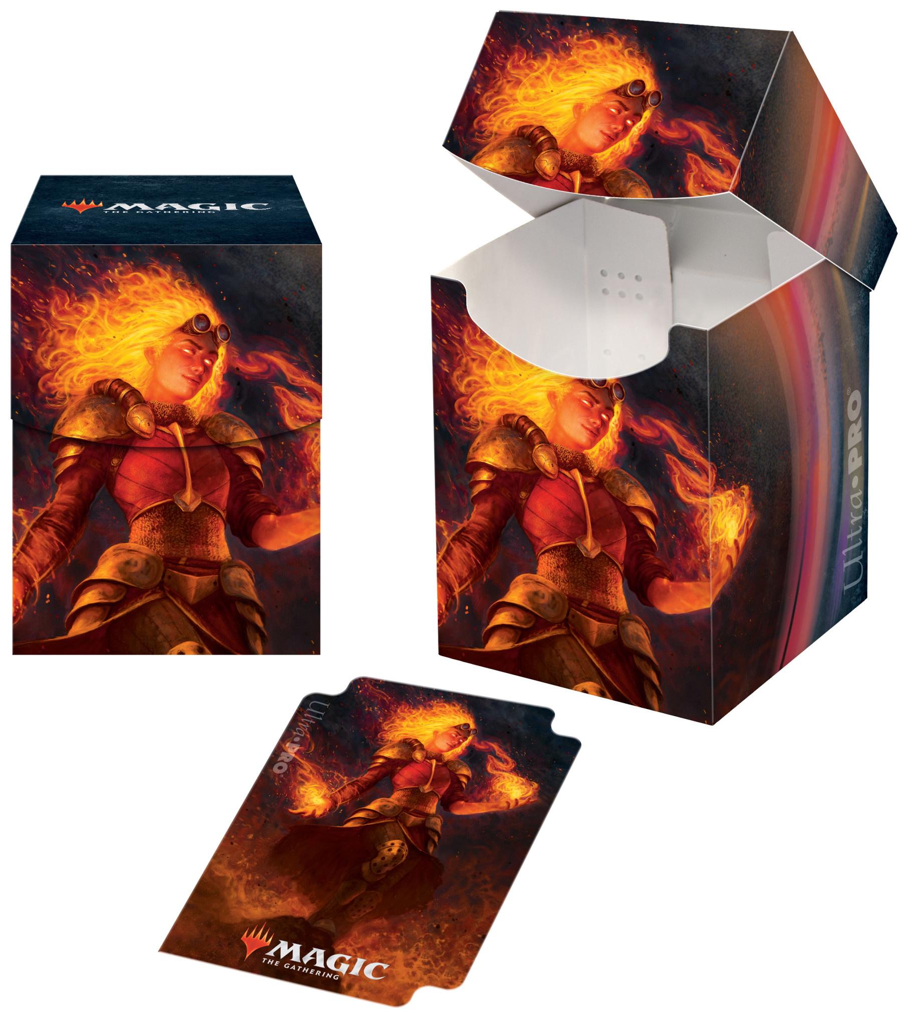 Chandra, Heart of Fire - MTG Core 2021 UP D-Box Pro 100+
